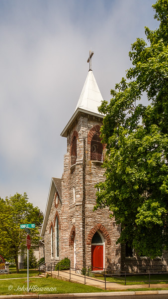 Salem United Church of Christ, Campbelltown, PA