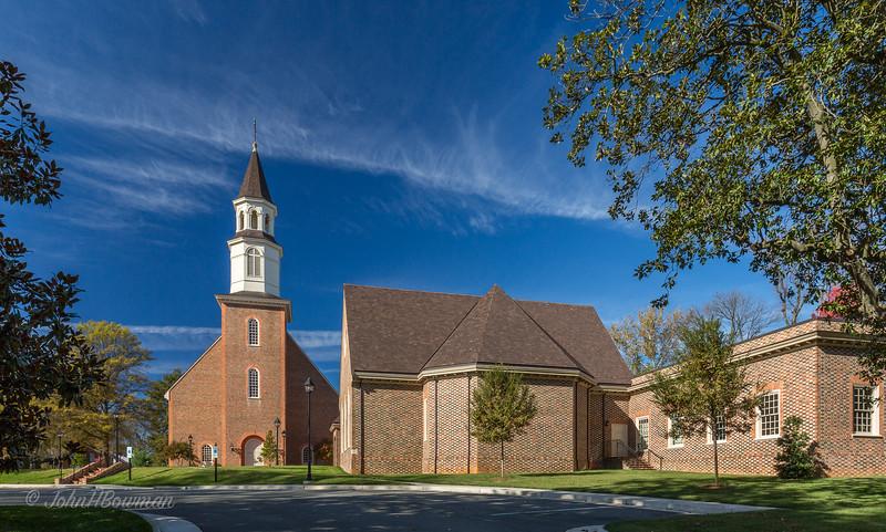 Reveille United Methodist, Richmond, VA