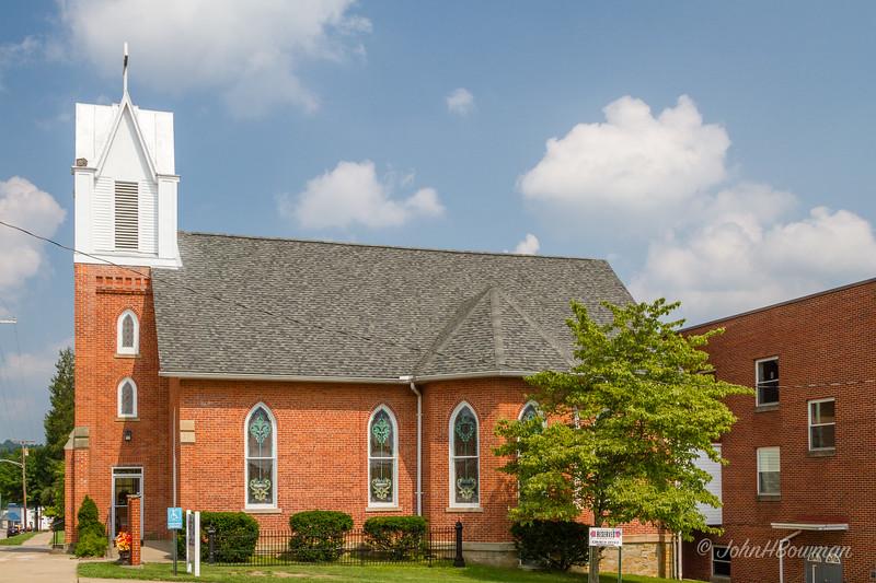 St Luke's United Methodist, Ritchie County, WV