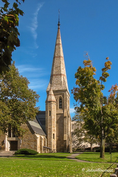 St. John's Chapel, Episcopal Divinity School, Cambridge, MA
