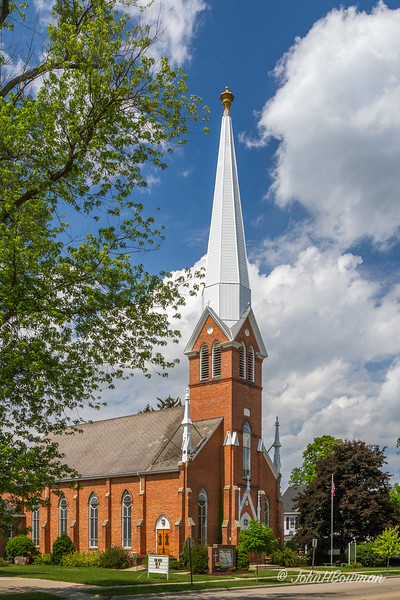 Immanuel United Church of Christ, Manchester, MI