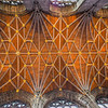 Chester Cathedral Nave roof