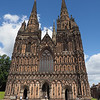 Lichfield Cathedral (July 2020)