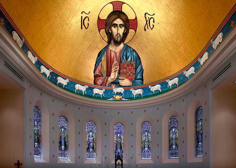 Saint Francis King of France Chapel