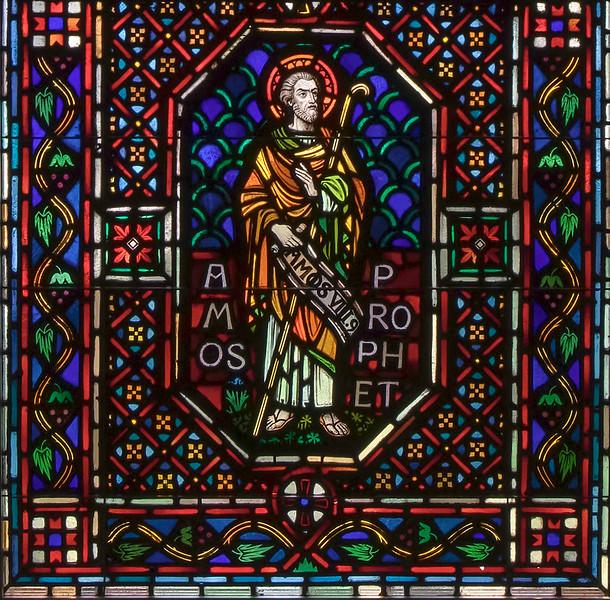 Amos - Pane #1