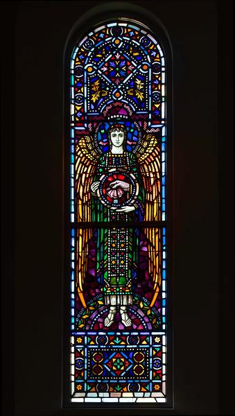 Sacrament Window #4