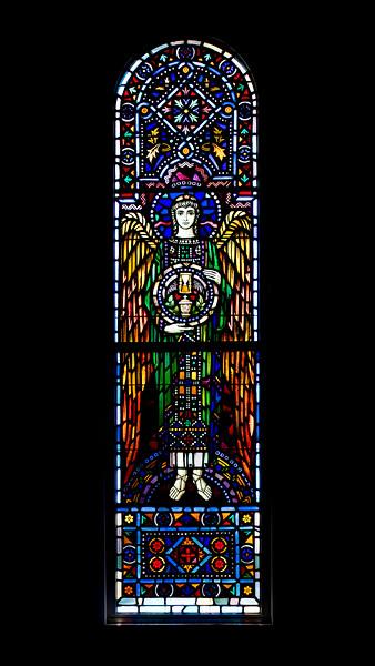 Sacrament Window #1