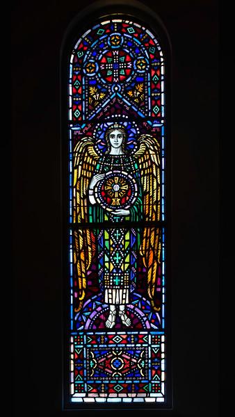Sacrament Window #5