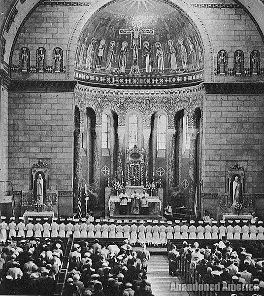 Church of the Transfiguration, Philadelphia.