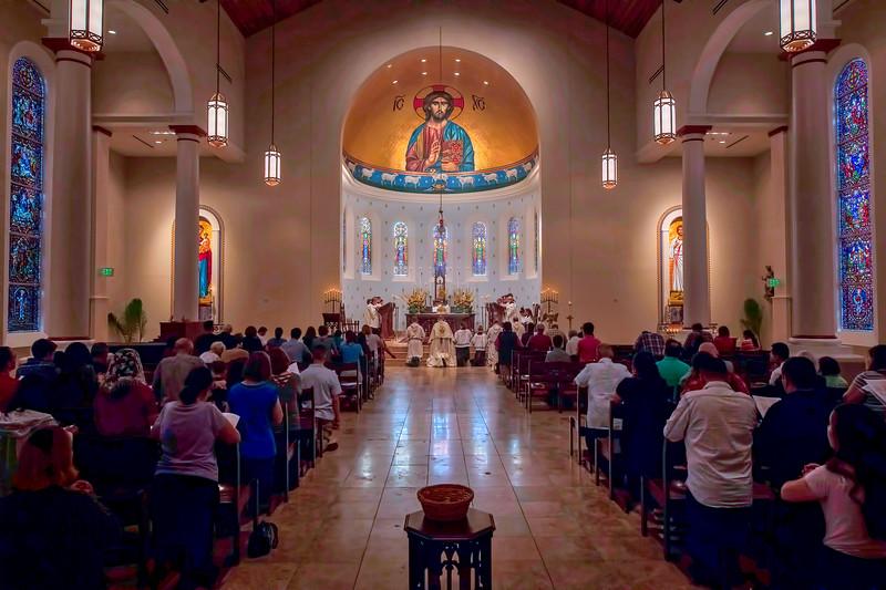 Saint Louis Vespers 4 Aug 2019