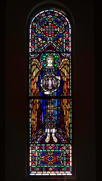Sacrament Window #3