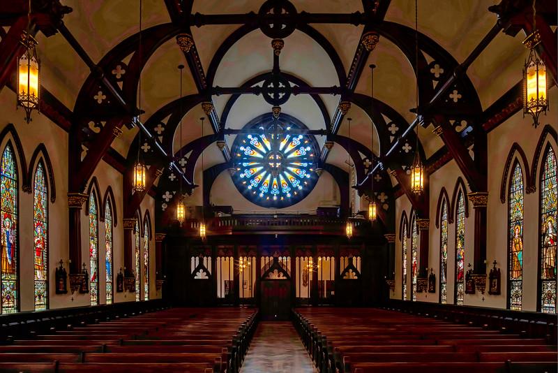 Saint Mary Cathedral, Austin, Texas