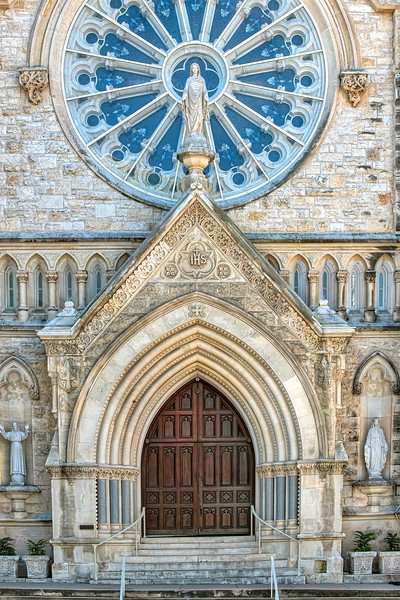 Saint Mary Cathedral, Austin, Texas