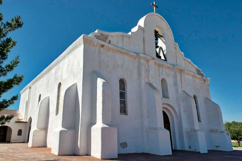 Presidio Chapel of San Elizario