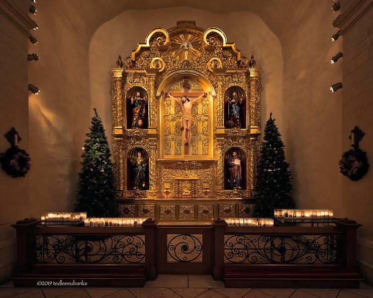 Mission Espiritu Santo