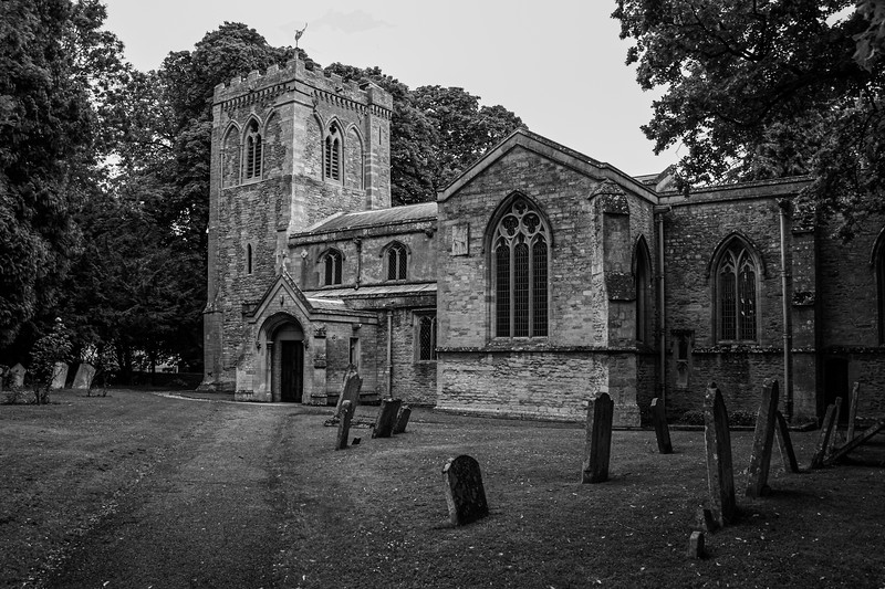St. Andrews Church, Alwalton