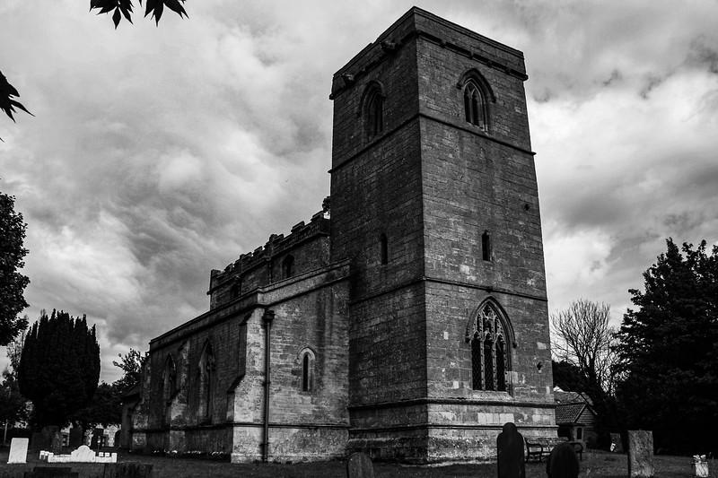 St. Nicholas' Church, Normanton