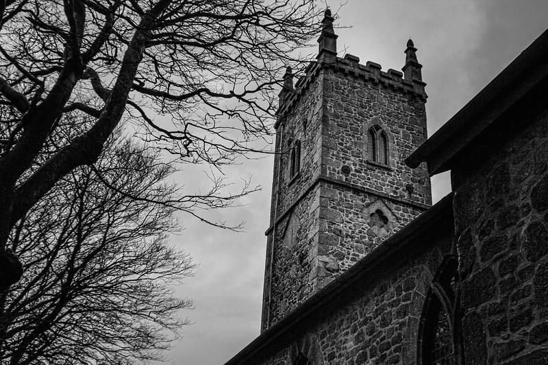Dark Church Tower
