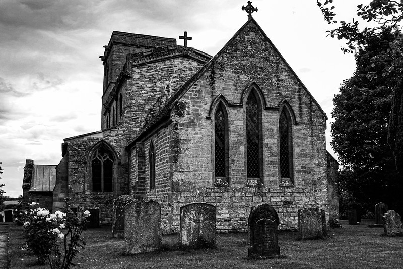 Old Norman Church