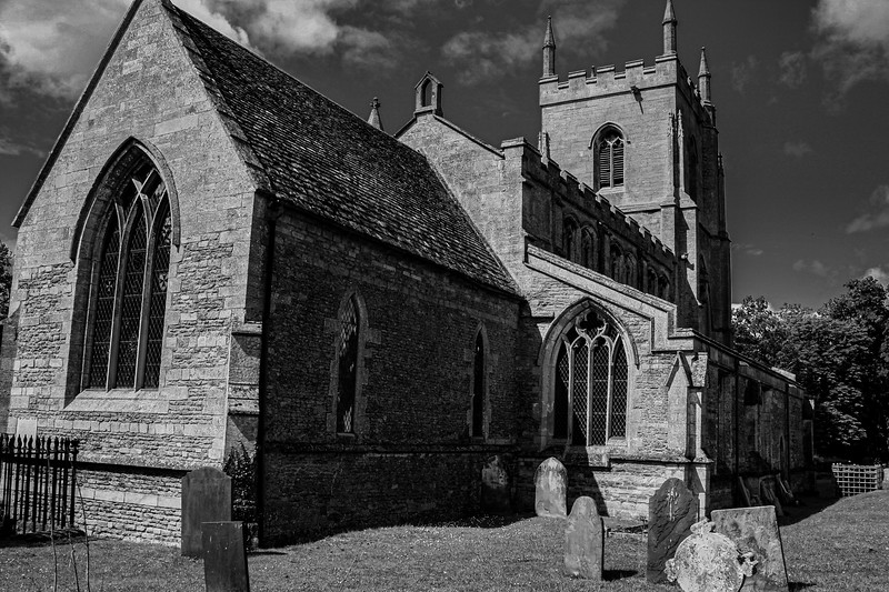 St. James the Great Church, Aslackby