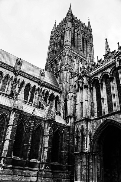 Lincoln Cathedral Tower