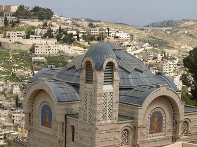 Church of St. Peter in Gallicantu -- Jerusalem