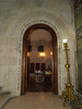 Holy Sepulchre; entrance to an Armenian chapel