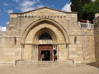 Jerusalem - Tomb of the Virgin Mary