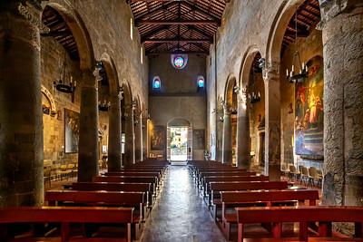 Basilica of Santa Cristina
