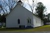 African American Church, Alapaha, Georgia.