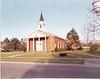 Alapaha Baptist Church<br /> (photo by Jamie Connell)