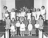 Alapaha Baptist G.A. Coronation, August 1970
