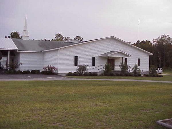 FLAT CREEK CHURCH 2006