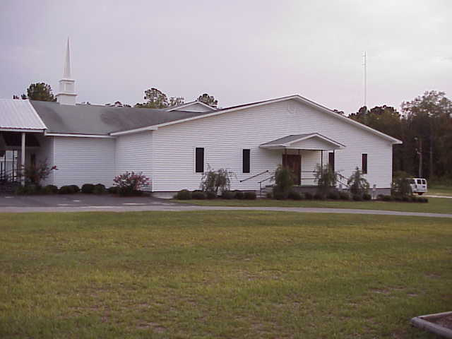 FLAT CREEK CHURCH 2006