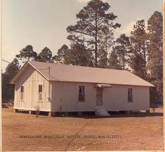 Mt. Pleasant Missionary Baptist Church
