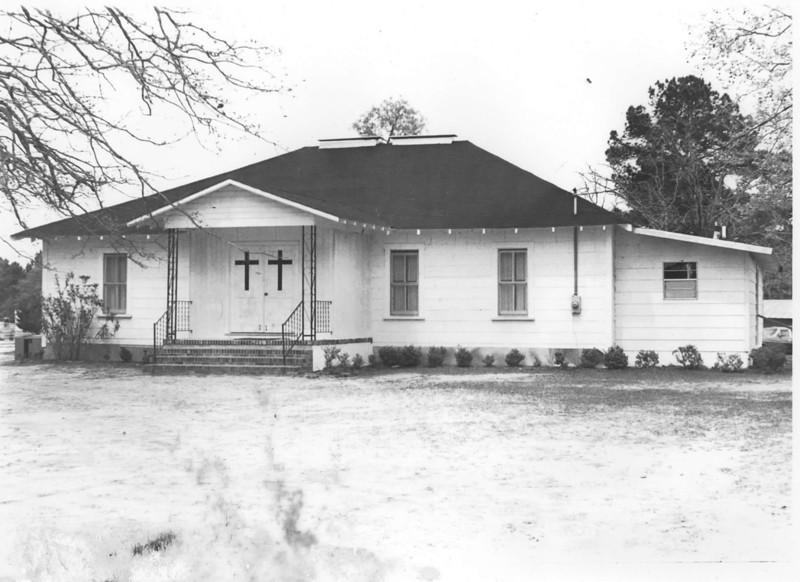 Vickers Church, 1976.