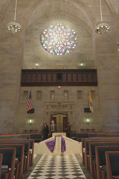 Rite of Election, Cathedral of the Most Blessed Sacrament