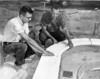 Camp Tygart pool construction c1967 - JC