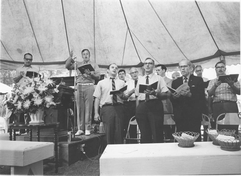 Camp Tygart Aug 1971 3