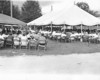 Camp Tygart camp meeting crowd Aug 1971<br /> <br /> The Berrien Press, page 6, August 12, 1971<br /> Camp Meeting drew tremendous crowds during the week of August 1-8.  The tents were unable to hold the overflowing crowds.