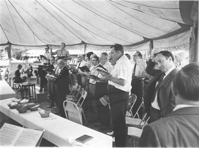 Camp Tygart Aug 1971 2