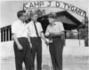 Camp Tygart 3 men