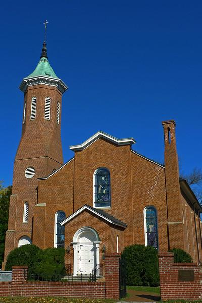 Grace Episcopal Church - Berryville, VA - 2011