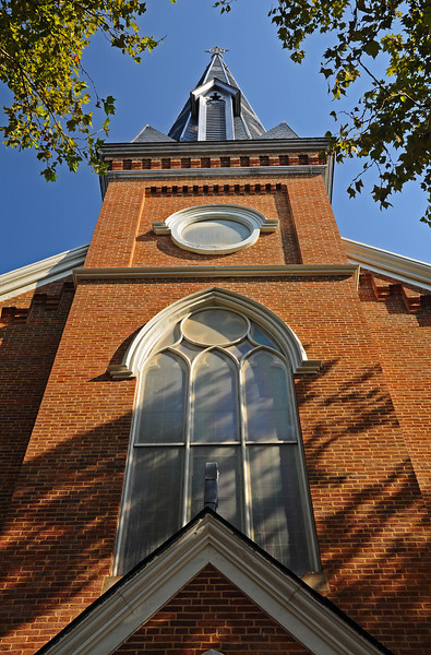 Grace Evangelical Lutheran Church - Winchester, VA - 2012