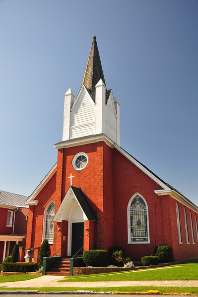 St. Francis of Assisi Roman Catholic Church - Brunswick, MD - 2011