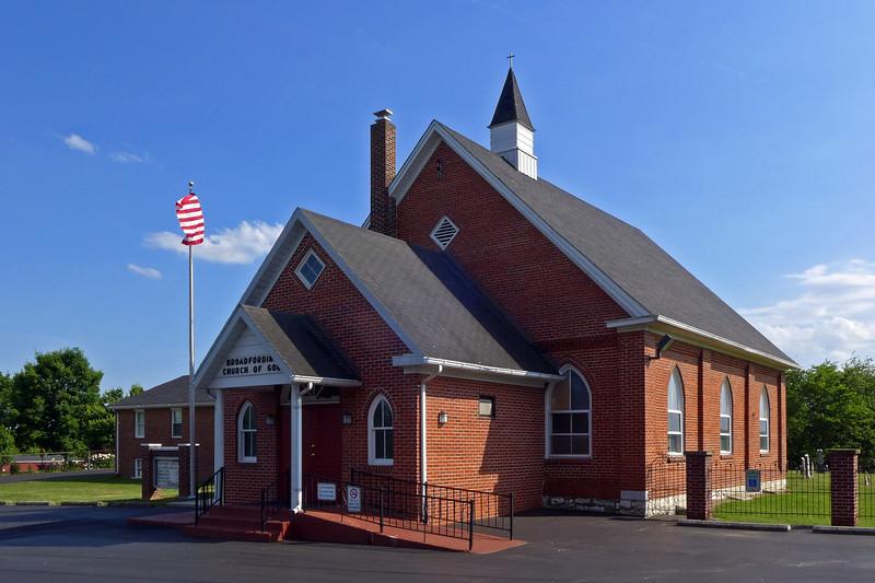 Broadfording Church of God - Broadfording, MD - 2013