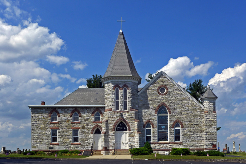 St. Paul's United Church of Christ - Clear Spring, MD - 2013