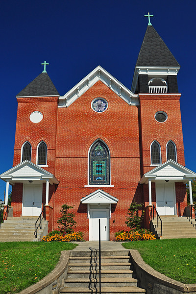 Bethany Lutheran Church - Brunswick, MD - 2011