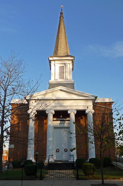 Charles Town Presbyterian Church - Charles Town, WV - 2011