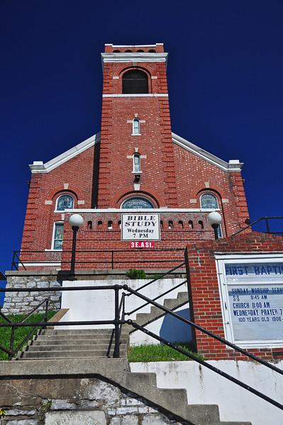 First Baptist Church - Brunswick, MD - 2011